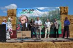 Farm Day in Novosibirsk Oblast