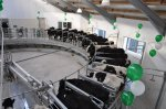 Opening of a livestock breeding complex