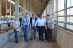 Delegation from Germany in EkoNivaAgro