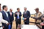 Opening of the modern dairy farm Yelban